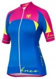 Blusa de Ciclismo Free Force Majestic