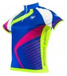 Camisa de Ciclismo Feminina Free Force Needle