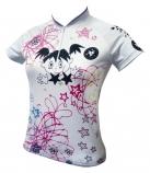 Camisa de Ciclismo Infantil Free Force Candy