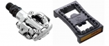 Pedal Shimano M505 com Plataforma